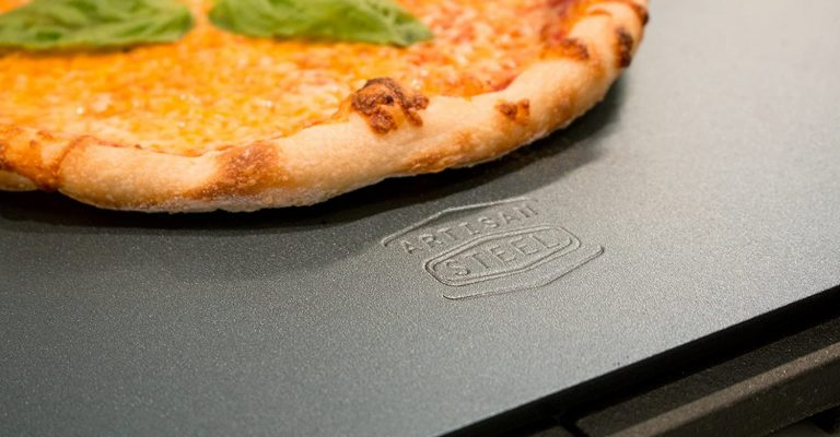 Artisan Pizza Steel
